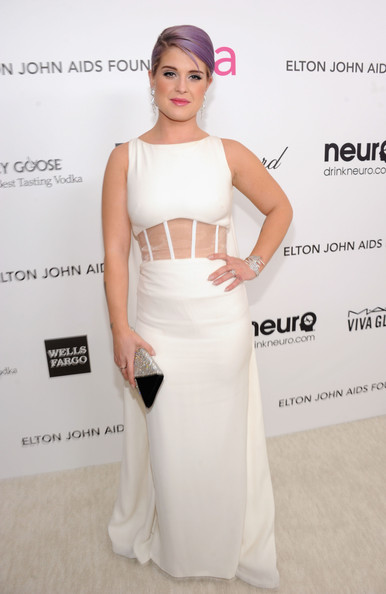 Kelly Osbourne at Elton John's 2013 Oscars Party