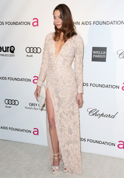 More Pics of Analeigh Tipton Evening Dress (1 of 8) - Analeigh Tipton Lookbook - StyleBistro