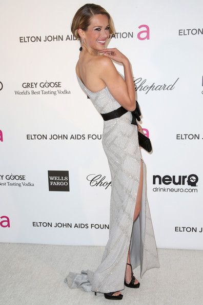 More Pics of Petra Nemcova One Shoulder Dress (1 of 3) - Petra Nemcova Lookbook - StyleBistro