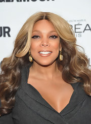 Wendy Williams wore a lovely shimmery nude lipstick at the 'Glamour' Women of the Year Awards.