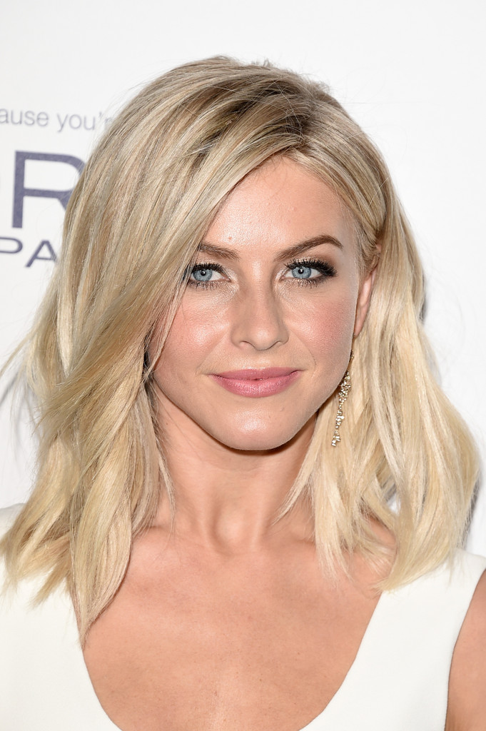 julianne hough hair styles julianne hough s medium wavy cut the most gorgeous 4763 | 22nd Annual ELLE Women Hollywood Awards Arrivals RyonJmqT4 Cx