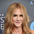 Holly Hunter's Messy-Glam Layers