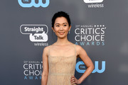 Hong Chau Lace Dress