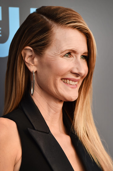 More Pics of Laura Dern Layered Cut (1 of 6) - Laura Dern Lookbook - StyleBistro