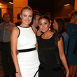 Malin Akerman and Emmanuelle Chriqui