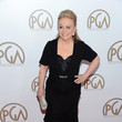 Jacki Weaver in Black Layers