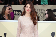 Marisa Tomei Beaded Dress