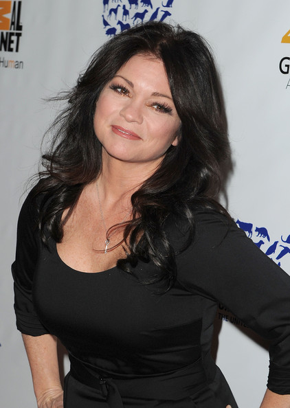 More Pics of Valerie Bertinelli Peep Toe Pumps (1 of 9) - Valerie Bertinelli Lookbook - StyleBistro