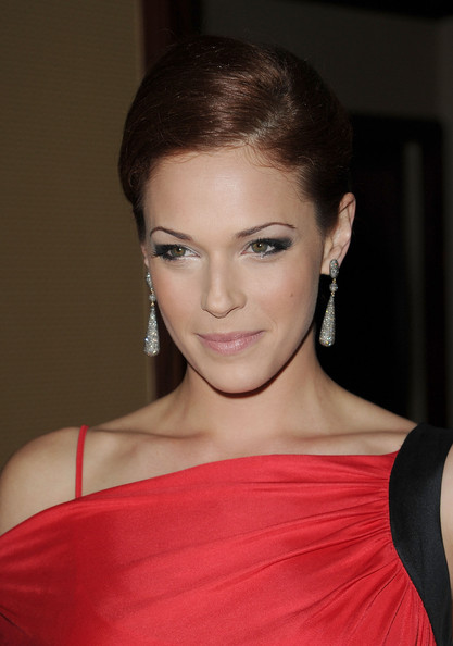 More Pics of Amanda Righetti Gemstone Inlaid Clutch (1 of 11) - Amanda Righetti Lookbook - StyleBistro