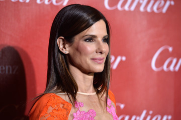 Sandra Bullock Turns Up the Brights
