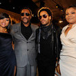 Mo'Nique and Lee Daniels
