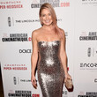 Shimmering Sequins by Jenny Packham for the American Cinematheque Award