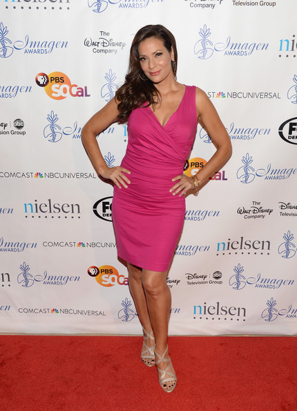 More Pics of Constance Marie Side Sweep (1 of 6) - Side Sweep Lookbook - StyleBistro