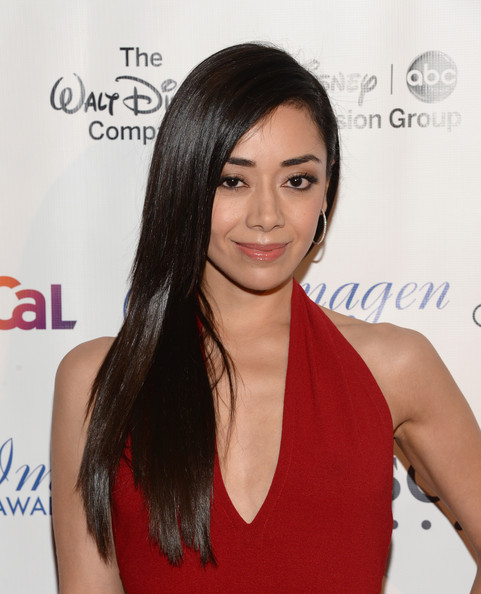 More Pics of Aimee Garcia Evening Dress (1 of 2) - Aimee Garcia Lookbook - StyleBistro