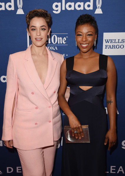 More Pics of Samira Wiley Cutout Dress (1 of 11) - Dresses & Skirts Lookbook - StyleBistro