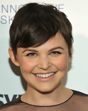 Ginnifer Goodwin wore a soft shimmering pink lipstick at the 2S Film Honors Children Awaiting Parents event.
