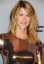 Laura Dern looked cool wearing this shag at the InStyle Awards.