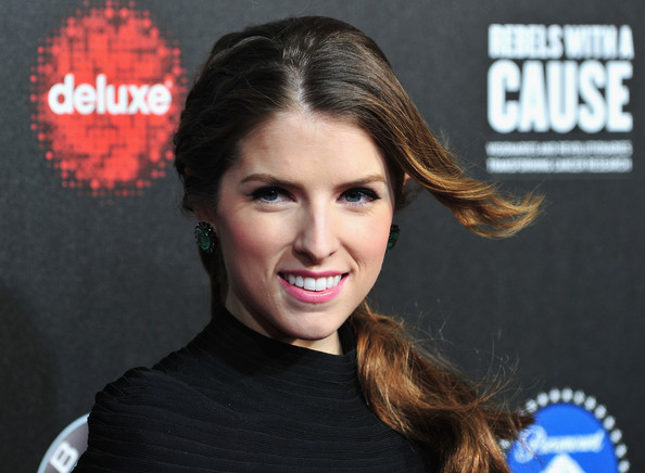 2nd Annual Rebels Cause Gala Arrivals UjcIVm71G4Ml jpg Anna Kendrick
