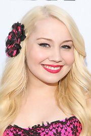 RaeLynn chose her signature wavy 'do for her look at the ASCAP Pop Music Awards.
