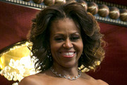The Fashion Evolution Of Michelle Obama