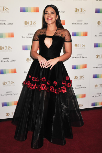 In Georges Chakra Couture At The 2015 Kennedy Center Honors Gala