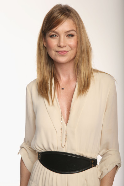 More Pics of Ellen Pompeo Oversized Belt (3 of 19) - Oversized Belt Lookbook - StyleBistro