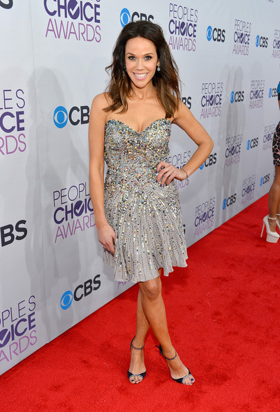 Mary Kitchen at the 2013 People's Choice Awards