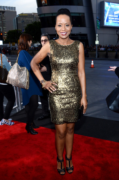Tempestt Bledsoe at the 2013 People's Choice Awards