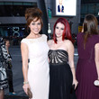 Nikki Deloach and Jillian Rose Reed at the 2013 People's Choice Awards