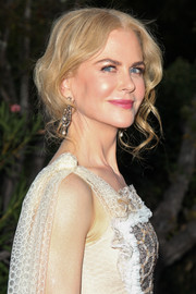 Nicole Kidman styled her hair into a romantic faux bob for the Mill Valley Film Festival screening of 'Lion.'