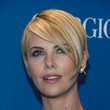 Charlize Theron's Short And Sleek Cut