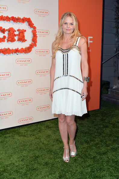 More Pics of Jennifer Morrison Evening Sandals (3 of 14) - Evening Sandals Lookbook - StyleBistro