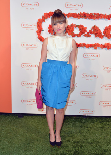 Sophia Bush at the 3rd Annual Coach Evening to Benefit Children's Defense Fund