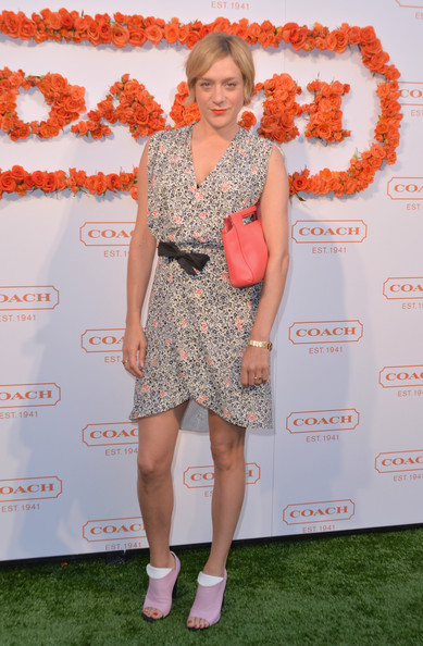 Chloe Sevigny at the 3rd Annual Coach Evening to Benefit Children's Defense Fund