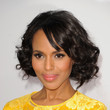 Kerry Washington's Curly Faux Bob