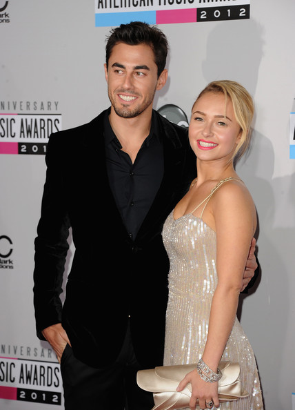 More Pics of Hayden Panettiere Diamond Ring (5 of 33) - Diamond Ring Lookbook - StyleBistro