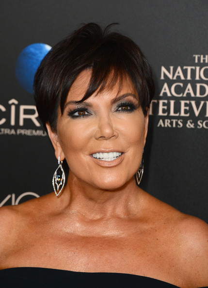 More Pics of Kris Jenner Pixie (10 of 20) - Short Hairstyles ...