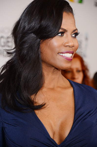 More Pics of Omarosa Manigault Long Straight Cut (4 of 13) - Omarosa Manigault Lookbook - StyleBistro