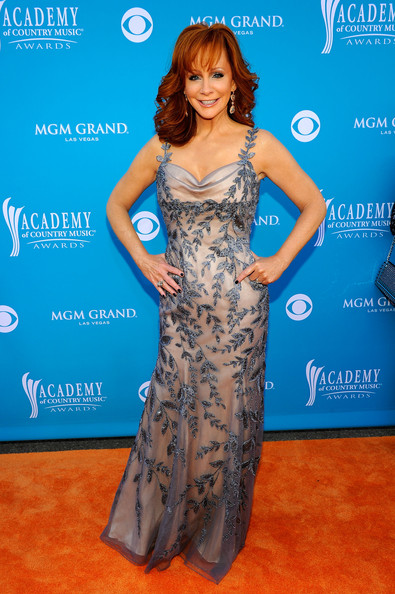 Reba Mcentire Best And Worst Dressed At The 2010 Acm