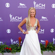 Nancy O'Dell at the Academy of Country Music Awards 2013