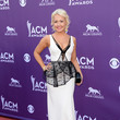 Meghan Linsey at the Academy of Country Music Awards 2013