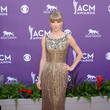 Taylor Swift at the Academy of Country Music Awards 2013