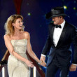 Tim McGraw Admires Wife Faith Hill in 2014
