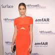 Ana Beatriz Barros at the 2013 amfAR Inspiration Gala New York