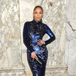 Jennifer Lopez in Tom Ford at the 2013 amfAR Inspiration Gala New York