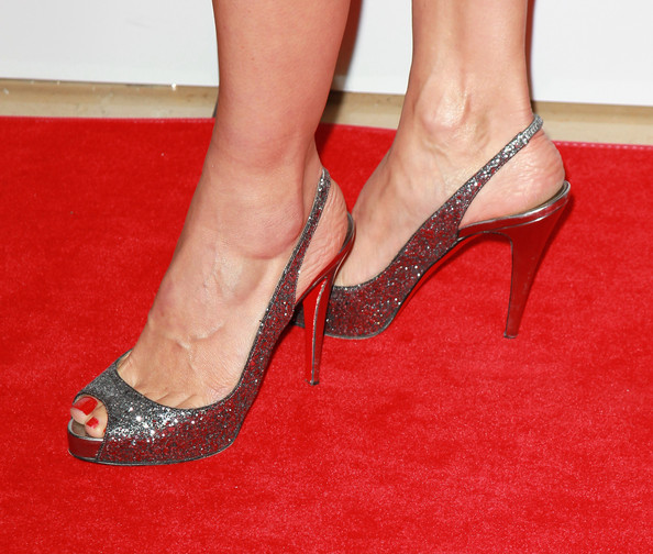 More Pics of Lu Parker Peep Toe Pumps (1 of 4) - Lu Parker Lookbook - StyleBistro