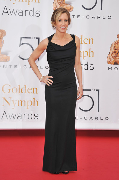More Pics of Felicity Huffman Evening Dress (1 of 20) - Felicity Huffman Lookbook - StyleBistro [dress,hair,clothing,red carpet,carpet,shoulder,hairstyle,fashion,blond,flooring,felicity huffman,grimaldi,monte carlo tv festival,closing ceremony,closing ceremony,forum,monaco]