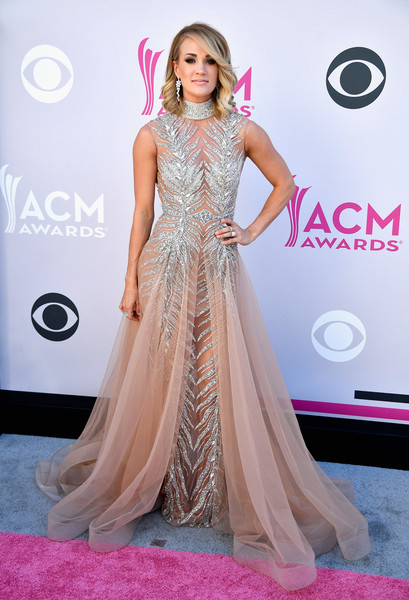 Carrie Underwood in LaBourjoisie in 2017