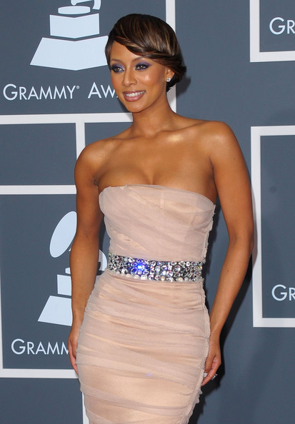 More Pics of Keri Hilson French Twist (1 of 13) - Keri Hilson Lookbook - StyleBistro