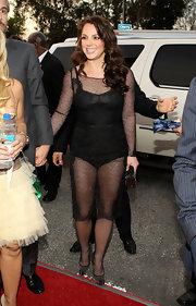 The only positive part of Brit's tragic Grammys ensemble were these sick studded pumps. Hottness!